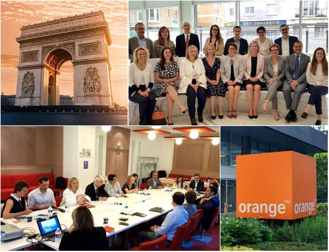 ChapmanCG, Orange, Digital Transformation, Executive search, Human Resources